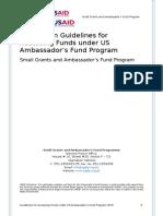 AFP Application Guidelines - 051213