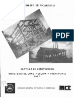Cartilla de La Construccion 1997