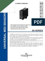 Datasensor-S6-1A6