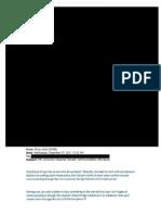 CFPB Emails