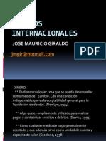 Cambios internacionales 2012