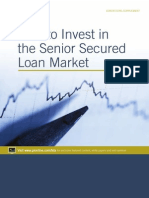 How to InHow-to-Invest-Senior-Secured-Loan-Marketvest Senior Secured Loan Market