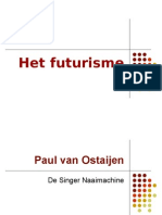 Het futurisme
