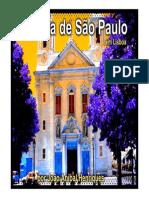 A Igreja São Paulo em Lisboa - por João Aníbal Henriques