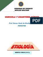 VARICELA -