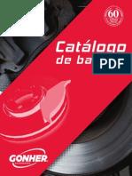 Catalogo Balatas Gonher 2013