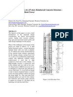 Analysis and Design of a 47-Story Reinforced Concrete Structure_Futian_Shangrila_Project