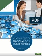 Catalogo Nacional CursosTécnicos-2012