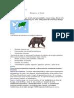 Bioregiones Del Mundo