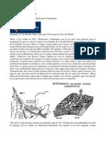 Cinturón Volcánico Transmexicano. 1200 Volcánes Entre Michcan y Gto.