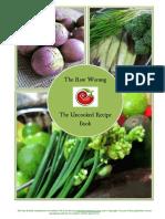 The Raw Warung Free Recipe Book