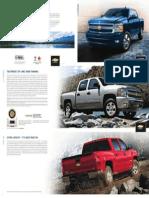 2009 Chevrolet Silverado Brochure CA