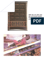Andhra Pradesh - Telia Rumal and Pochampalli