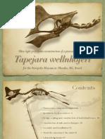 Making of Tapejara wellnhoferi