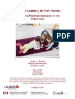 A Guide to iPad Implementation in the Classroom