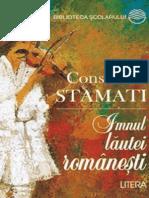 Stamati C-tin - Imnul Lautei Romanesti (Aprecieri)