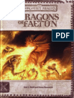 Forgotten Realms - Dragons of Faerun