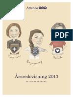 Annual Report_Attendo AB (Publ)_2013-1