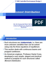 Moment Distribution