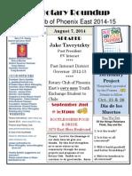 Bulletin 8.7.14