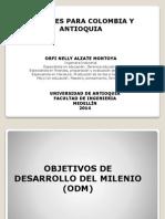 ObjMilenioVisiones ColombiaAntioquia