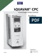 Aquavar Manual