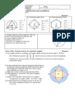Test 7 Poligoane Regulate Iunie 2014