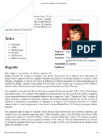 Felipe Pigna - Wikipedia, La Enciclopedia Libre