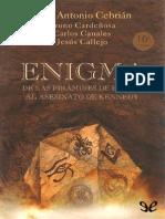 Enigma - Juan Antonio Cebrian