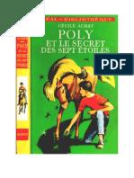 Aubry Cécile Poly 03 Poly Et Le Secret Des Sept Etoiles 1966