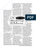 1996 Issue 3 - Of Ruling Elders - Counsel of Chalcedon