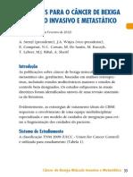 Muscle Invasive and Metastatic Bladder Cancer 2012 Pocket