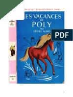 Aubry Cécile Poly 02 Les Vacances Poly 1964