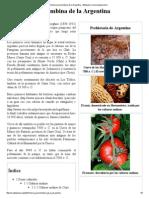 Historia Precolombina de La Argentina - Wikipedia, La Enciclopedia Libre
