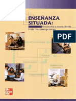 03 ENSEÑANZA SITUADA Diaz Barriga F. (2005)