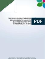 Protocolo Insumos ICD