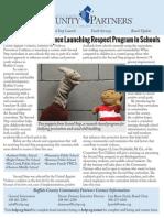 Community Partners August 2014 Newsletter