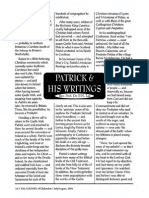 1996 Issue 6 - Patrick and His Writings - Counsel of Chalcedon