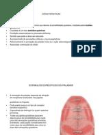 Caracteristicas e Estimulos Especificos Do Paladar