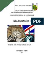Ingles Basico I