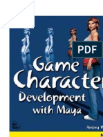 Game Character Development With Maya