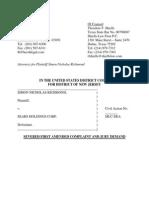 Richmond v. Sears Holdings