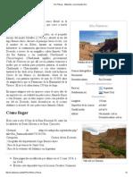 Río Pinturas - Wikipedia, La Enciclopedia Libre