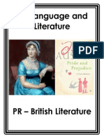 P and PR - LCCN Shelf Poster