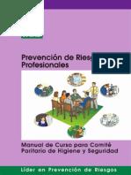 Aprendizaje 1_Análisis Ley 16744 y Prevención de Riesgos