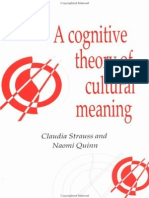 Strauss Quinn a Cognitive Theory of-Cultural Meaning