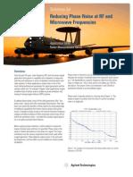 Agilent White Paper on Signal Generator Phase Noise 5990-7529EN