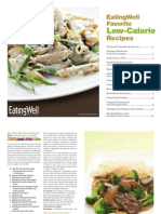EatingWell LowCalorie Dinner Recipes