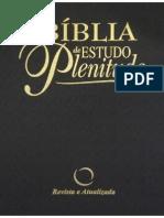 Bíblia de Estudo Plenitude – Levítico