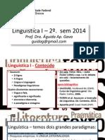 Lingusticai Saussure